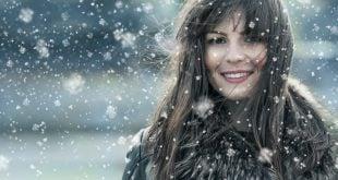 العناية بالشعر في الشتاء
