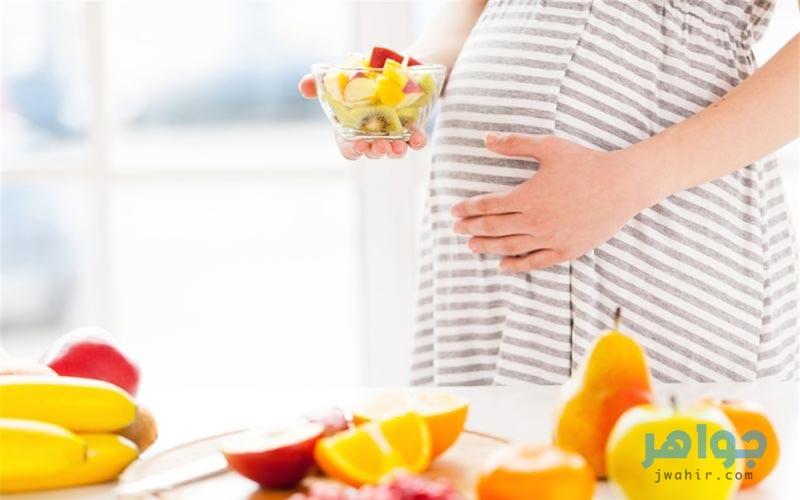 التغذية خلال الحمل