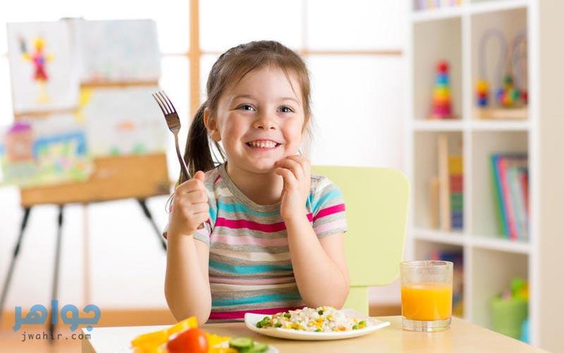أهم الطرق لفتح شهية الأطفال