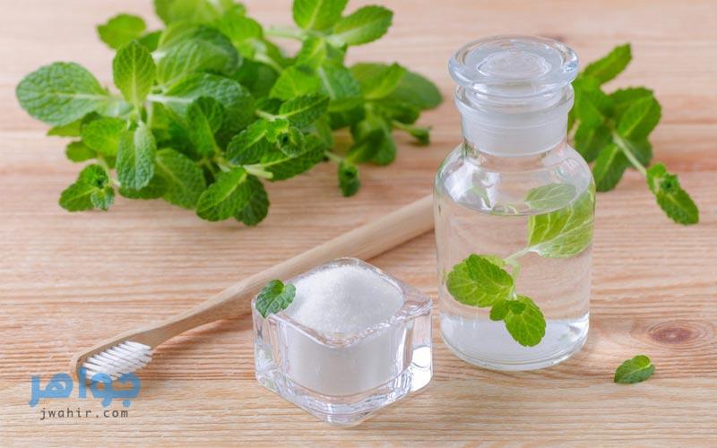 علاج التهاب اللثة بالأعشاب