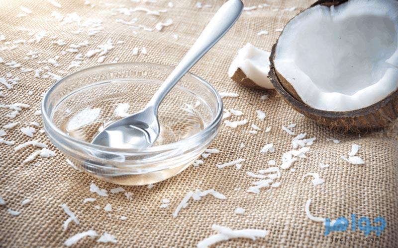 زيت جوز الهند لعلاج فطريات المهبل