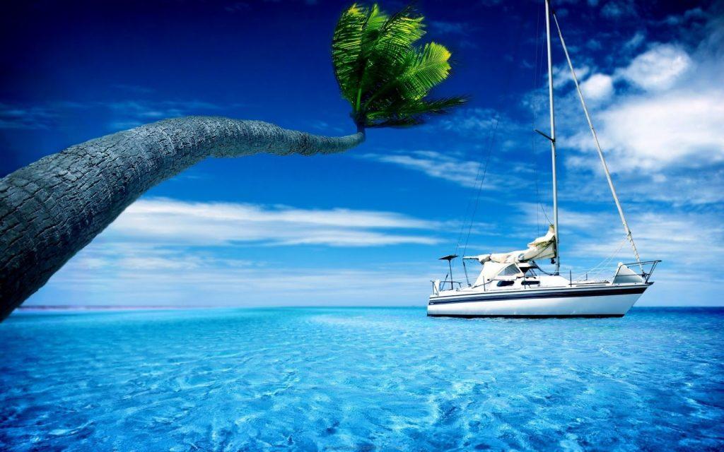 خلفيات مناظر طبيعية بحر