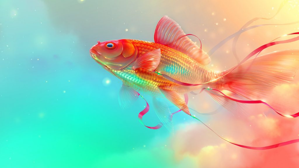 رمزيات مناظر طبيعية سمكة