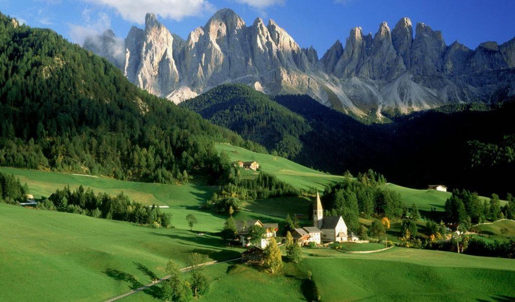 صور جبال طبيعية