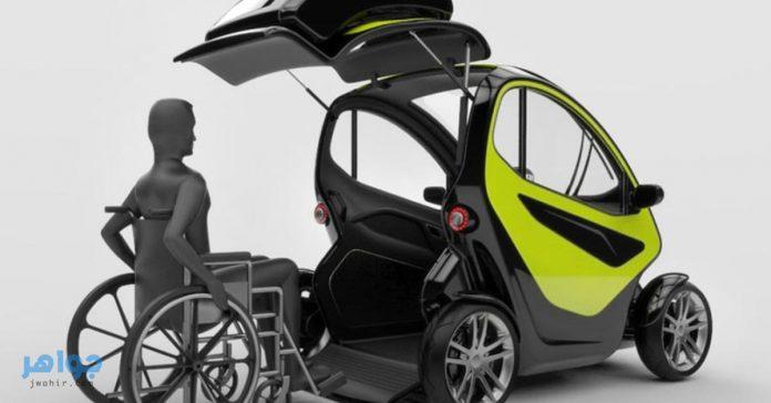 سيارة معاقين 2021