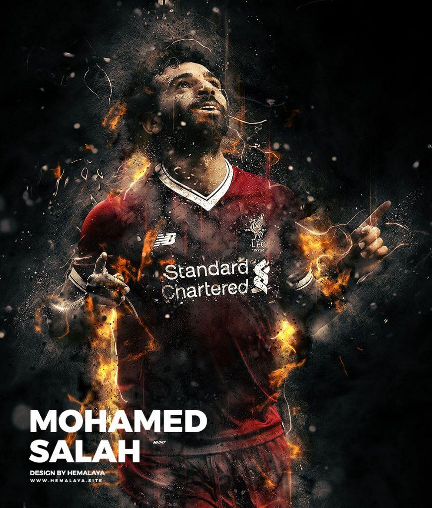 صور محمد صلاح جديدة