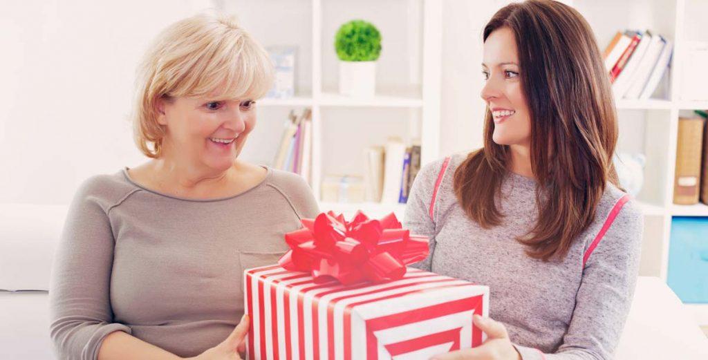 أفكار هدايا عيد الأم