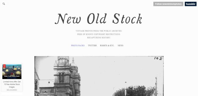الموقع العشرين New Old Stock