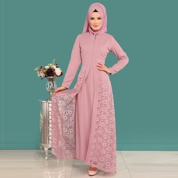 فستان تركي سواريه محجبات