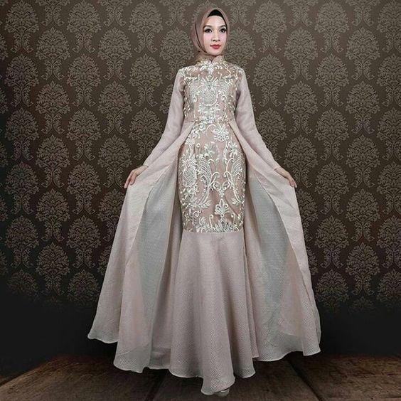 فستان محجبات للسهره