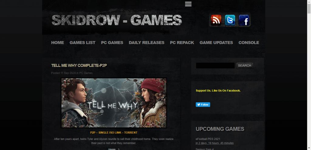 Skidrow Games